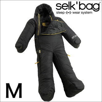 Disaster prevention goods ( blanket sleeping bag )   セルクバッグ ( selk bag ) 4 G sleeping bag M size (150-170 cm height).