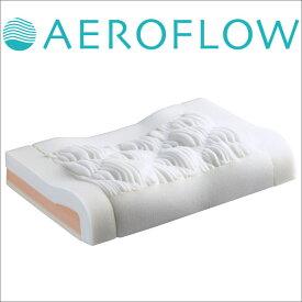 枕 エアロフロー ニュアージュ ピロー まるで雲の上で寝ているような寝心地を体感できる枕 【ギフトラッピング無料】【送料無料】【日本製 低反発 ウレタン ウレタンフォーム シングルサイズ 体圧分散 まくら ピロー pillow】【N】