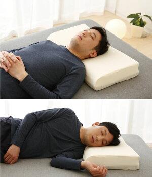 ジェルトロンピローMYZ(マイズ)60x33cm【GELTRON・高通気フォーム・二層一体構造ジェル】【低反発】【枕まくらピローpillow寝具】【送料無料】