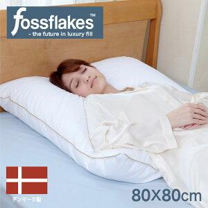 フォスフレイクスピロー//fossflakes/pillow//約80×80センチ