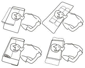 枕を使わない人の枕パイル&ガーゼタイプ70・タイプ120セット【N】【送料無料】【日本製】【まくら/枕/タオル/今治/ガーゼ/パイプ/メッシュ/低い/低め/高さ調節/肌触り/ピンク/ブルー/ベージュ/ブラウン】