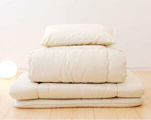引越し祝いギフト専用布団3点セット(敷き布団、掛け布団、枕)