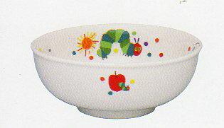 【注目度NO.1】しかけ絵本  はらぺこあおむし ラーメン丼  陶器 電子レンジ・食器洗浄機対応可能