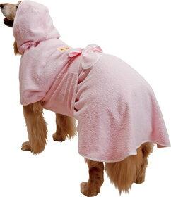 即着用・高吸水バスローブ 2014新色<大型犬用>