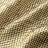 口袋裡首席首席絲綢 100%平方米 organiccotton 千鳥格複選黃金黃金男士胸前口袋男士男士禮物 OZIE 在日本日本