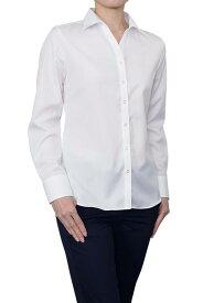 レディース ワイシャツ|シャツ ドレスシャツ 長袖 おしゃれ ノーアイロン 日本製 長袖シャツ ビジネスシャツ ブラウス 形態安定 スキッパー オフィス 白 プレミアムコットン 女性用 無地 ホワイト yシャツ 白ワイシャツ 白シャツ ビジネスワイシャツ 綿100% カッターシャツ