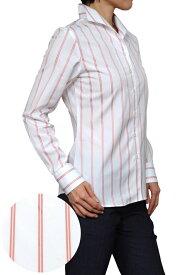レディース ワイシャツ|イタリアンカラー シャツ ドレスシャツ 長袖 ビジネス yシャツ ブラウス イタリアンカラーシャツ スーツ インナー オフィス カッターシャツ 白シャツ 綿100% オシャレ 女性 ビジネスシャツ ビジネスワイシャツ フォーマルシャツ 高級 フォーマル