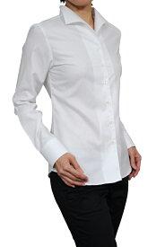 レディース ワイシャツ|ドレスシャツ イタリアンカラー シャツ 長袖 白シャツ yシャツ ビジネス カッターシャツ ブラウス スーツ インナー ビジネスシャツ レディースシャツ 白ブラウス ホワイト ホワイトシャツ 女性 ビジネスワイシャツ フォーマルシャツ 高級 フォーマル
