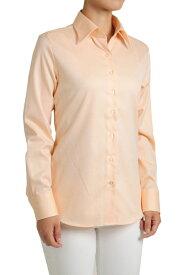 レディースシャツ レディース ワイシャツ | シャツ ドレスシャツ 長袖 ビジネス ノーアイロン 綿100% 長袖シャツ ブラウス おしゃれ 形態安定 日本製 ビジネスシャツ カッターシャツ ボタンダウン Yシャツ しわになりにくい オックスフォード イージーケア シワになりにくい