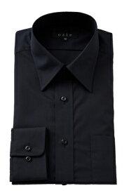 形態安定シャツ 形状記憶 レギュラーカラー メンズ ドレスシャツ 長袖ワイシャツ | シャツ ワイシャツ ビジネス 黒 ノーアイロン 長袖シャツ おしゃれ 日本製 ビジネスシャツ カッターシャツ ボタンダウン オフィス Yシャツ しわになりにくい シワになりにくい ノンアイロン