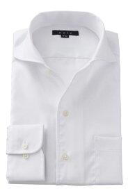 イタリアンカラー ワイドカラー メンズ ドレスシャツ 長袖ワイシャツ タイトフィット 白 ビジネスシャツ カッターシャツ おしゃれ Yシャツ オフィス | ワイシャツ シャツ 長袖 トールサイズ 綿100% スリム 紳士 白ワイシャツ ビジネス 白シャツ 仕事