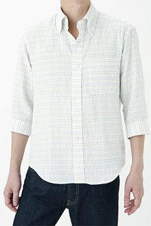 7 袖休闲衬衫颜色衬衫礼服衬衫 7 短袖衬衫紧身苗条身材瘦衬衫商务衬衫 7 袖衬衫销售男装男装 OZIE