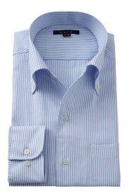 イタリアンカラーシャツ メンズ ドレスシャツ 長袖 ワイシャツ 青 ボタンダウンシャツ ビジネスシャツ カッターシャツ おしゃれ Yシャツ 高級   イタリアンカラー シャツ トールサイズ ビジネス スリム メンズドレスシャツ ボタンダウン 結婚式二次会 パーティー