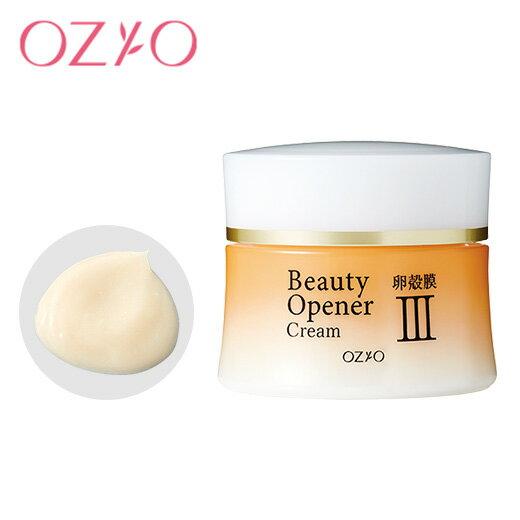 ビューティーオープナークリーム 32g クリーム 卵殻膜 コラーゲン ヒアルロン酸 プロテオグリカン ツヤ ハリ 保湿 美肌 送料無料