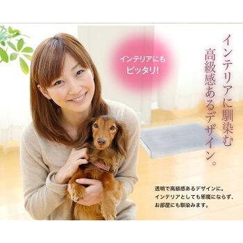 【クリアレット・プレミアム】ClearletPremium犬用トイレトレー&シーツ押さえクリアトワレ