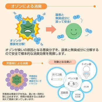 空気清浄機快適マイエアーoz-3-pakage除菌脱臭ノロウイルス新型インフルエンザ空気清浄機