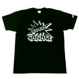 ジャグラー グッズ GOGO!CHANCE Tシャツ 蓄光タイプ GOGO!チャンス GOGO!ランプ パチスロ スロット キャラクター メンズ レディース 半袖 半袖シャツ