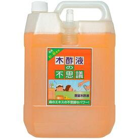 環境ダイゼン木酢液の不思議4L