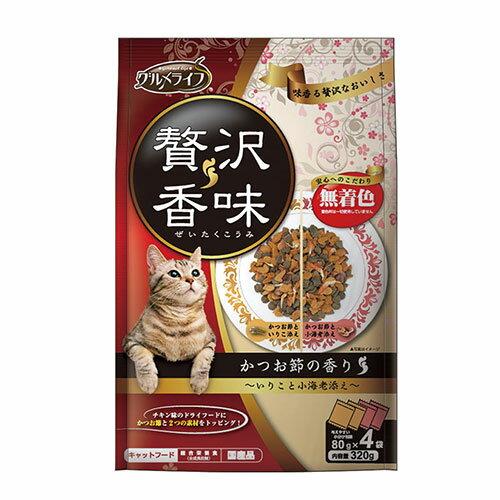 イースターグルメライフ贅沢香味かつお節の香り320g