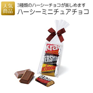 ハーシーミニチュアチョコ|退職 お礼 結婚式 プチギフト お菓子 チョコレート 個包装 プレゼント ギフト 女性 子供 ありがとう おしゃれ かわいい 可愛い お 菓子 ハーシーズ チョコ