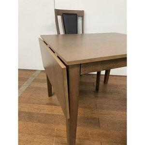 送料無料 2人用 幅90〜120 北欧 無垢 おしゃれ 2人掛け ダイニングテーブル 天然木 ダイニングチェア モダン 和モダン 和風 食卓 食卓テーブル 対応 安い アクア 伸長式テーブル