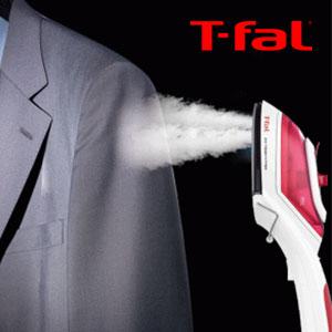 ティファール T-fal アイロン スチームアイロン ハンディアイロン 2in1 スチームアンドプレス スチーム プレス 花粉対策 除菌 脱臭
