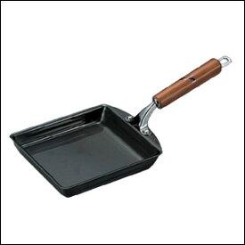 ☆エポラス エフメイド 玉子焼 中 (17×12cm) FEM-17T◇キッチン用品 鍋・フライパン 卵焼きパン IH ガス両方対応