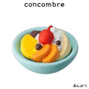 DECOLE ( デコレ ) concombre ( コンコンブル ) 夏祭り 『 あんみつ 』 まったり 癒しの ディスプレイ 置物 .