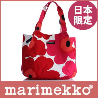 marimekko(marimekko)JAPAN Huvitus Pieni Unikko/japanfuvitusupieniunikkototobaggu/红。