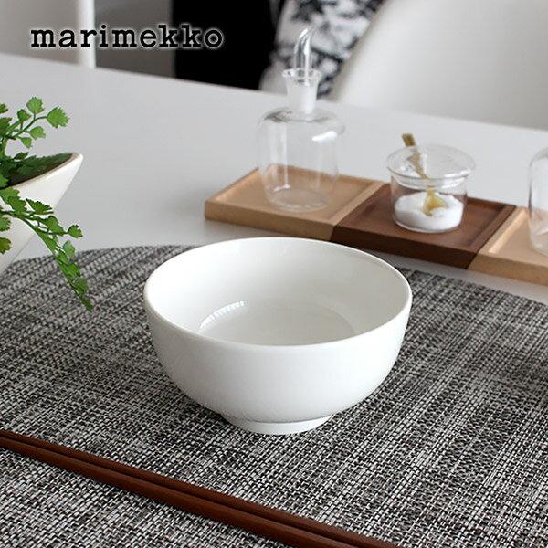 marimekko ( マリメッコ ) 食器 OIVA ボウル 300ml / ホワイト .