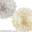 chilewich ( チルウィッチ ) ランチョンマット Pressed Bloom ( プレスド ブルーム )/ 全2色 【 正規販売店 】