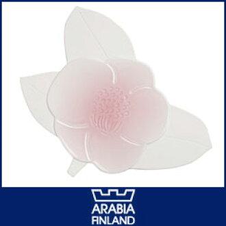 iittala(ittara)ARABIA(阿拉伯)Fujiwo Ishimoto花收集(承梁板)/山茶、佩爾粉紅。