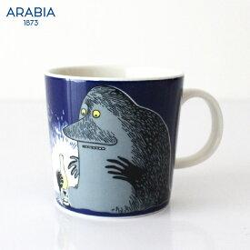 ARABIA ( アラビア ) MOOMIN ( ムーミン ) マグ 300ml / モラン 【 正規販売店 】.