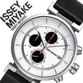 [当日出荷] イッセイミヤケ 腕時計【5年保証対象】 ISSEYMIYAKE 時計 イッセイ ミヤケ 時計 ISSEY MIYAKE 腕時計 イッセイミヤケ腕時計 Satoshi Wada 和田 智 W ダブリュ メンズ ホワイト SILAY003 新作 モード ブランド デザイナーズ 送料無料