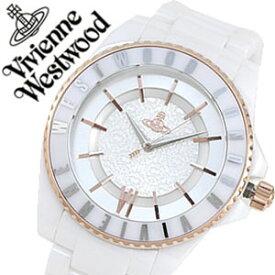 ヴィヴィアンウエストウッドタイムマシーン腕時計 [VivienneWestwoodTIMEMACHINE時計](Vivienne Westwood TIMEMACHINE 腕時計 ヴィヴィアン ウエストウッド 時計 ヴィヴィアン腕時計 ) セラミック メンズ ホワイト VV048RSWH [デザイン][バーゲン プレゼント ギフト]