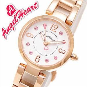 エンジェルハート腕時計AngelHeart時計AngelHeart腕時計エンジェルハート時計ラブタイムLoveTimeレディース/ホワイトダイヤルLV23PW[正規品セレブ][生活防水][送料無料][ldw][lpw][プレゼント/ギフト/お祝い/卒業祝い]