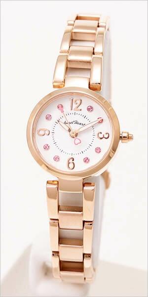 エンジェルハート腕時計AngelHeart時計AngelHeart腕時計エンジェルハート時計ラブタイムLoveTimeレディース/ホワイトダイヤルLV23PW[正規品セレブ]送料無料【楽ギフ_包装】
