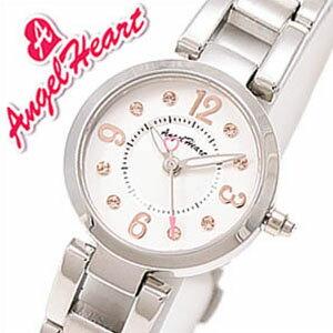 エンジェルハート腕時計AngelHeart時計AngelHeart腕時計エンジェルハート時計ラブタイムLoveTimeレディース/ホワイトLV23SV[正規品セレブ][生活防水][送料無料][ldw][lpw][プレゼント/ギフト/お祝い/卒業祝い]