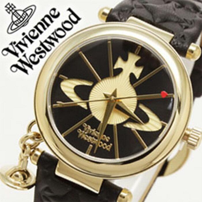 [15120円引]ヴィヴィアン 時計 VivienneWestwood 時計 ヴィヴィアンウエストウッド 腕時計 Vivienne Westwood 腕時計 ヴィヴィアン ウエストウッド 時計 ヴィヴィアンウェストウッド ビビアン腕時計 ヴィヴィアン腕時計 Vivienne腕時計 レディース ブラック VV006BKGD