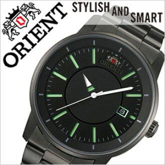 東方手錶ORIENT鐘表ORIENT手錶東方鐘表時尚的和智能磁盤STYLISH AND SMART DISK人鐘表/WV0651ER[禮物/禮物/祝賀][入學/畢業/祝賀]