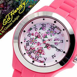 エドハーディー 腕時計 EdHardy 時計 エド ハーディー 時計 Ed Hardy 腕時計 ミスト MIST レディース ホワイト EDHARDY-MT-PK アナログ ブランド ピンク プレゼント ギフト 祝い [ クリスマス ]