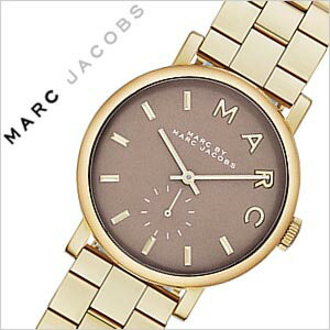マークバイマークジェイコブス 時計 MARCBYMARCJACOBS 時計 マークジェイコブス 腕時計 MARCJACOBS 腕時計 マークバイ 時計 MARCBY 時計 マーク時計 マーク腕時計 マーク ジェイコブス 腕時計 [マーク] ベイカー Baker メンズ レディース グレー MBM3281