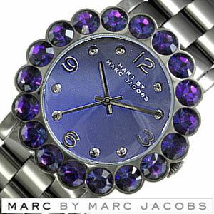 マークバイマークジェイコブス 時計 MARCBYMARCJACOBS 時計 マークジェイコブス 腕時計 MARCJACOBS 腕時計 マークバイ腕時計 MARCBY腕時計 マーク時計 マーク腕時計 [マーク MARC] エイミー スカラップ ( Amy Scallop ) レディース メンズ パープル MBM3224