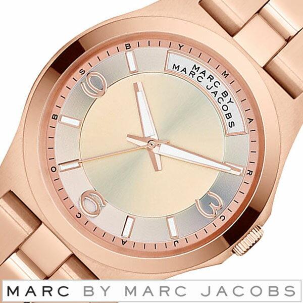 マークバイマークジェイコブス 時計 MARCBYMARCJACOBS 時計 マークジェイコブス 腕時計 MARCJACOBS 腕時計 マークバイ腕時計 MARCBY腕時計 マーク時計 マーク腕時計 マーク MARC ベイビー デイブ BABY DAVE メンズ レディース ピンクゴールド MBM3232 送料無料