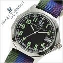 スマートターンアウト腕時計 SMARTTURNOUT時計 SMART TURNOUT 腕時計 スマート ターンアウト 時計 メンズ ブラック ST…