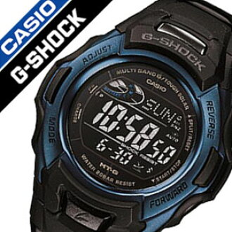 "MTG-M900BD-2JF Casio ""[CASIO and g-shock' G-shock [SHOCK/GSHOCK G]"" / ""watch [gshock watches gshock watch /] MT-G men's / black [digital / tough solar and wave clock / LCD / waterproof / Blue]"