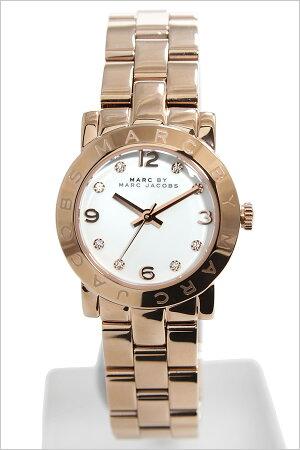 マークバイマークジェイコブス腕時計[MARCBYMARCJACOBS時計](MARCBYMARCJACOBS腕時計マークバイマークジェイコブス時計)スモールエイミー[SmallAmy]レディース/ホワイト/MBM3078送料無料【楽ギフ_包装】