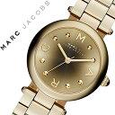 [当日出荷] マークバイマークジェイコブス 腕時計 MARCBYMARCJACOBS 時計 マークジェイコブス 時計 MARC BY MARCJACOBS 腕時計 マークバイ マーク ジェイコブス 時計 ドッティ DOTTY レディース ブラック ゴールド MJ3448 新作 人気 ブランド 防水 メタル ベルト 送料無料