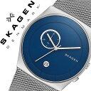スカーゲン[ SKAGEN 腕時計 ]スカーゲン 時計[ SKAGEN 時計 ]スカーゲン 腕時計/Havene メンズ/レディース/ブルー SKW6185 [...