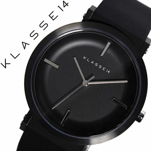 クラス14 腕時計[KLASSE14 時計]クラス フォーティーン 時計[KLASSE 14 腕時計]インパーフェクト imperfect メンズ レディース ブラック IM15BK001M [新作 人気 流行 ブランド 個性的 シンプル シリコン シンプル インスタ バーゲン プレゼント ギフト]